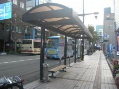 「千石入口」バス停留所