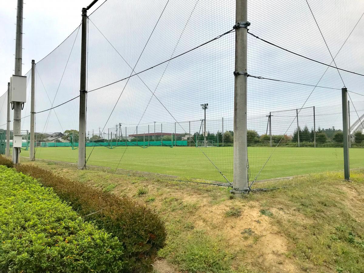 仙台市泉総合運動場泉サッカー場_施設外観