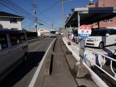 「宮本」バス停留所