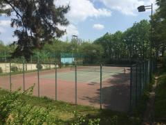 横井山緑地テニスコート