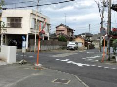 「江戸善前」バス停留所