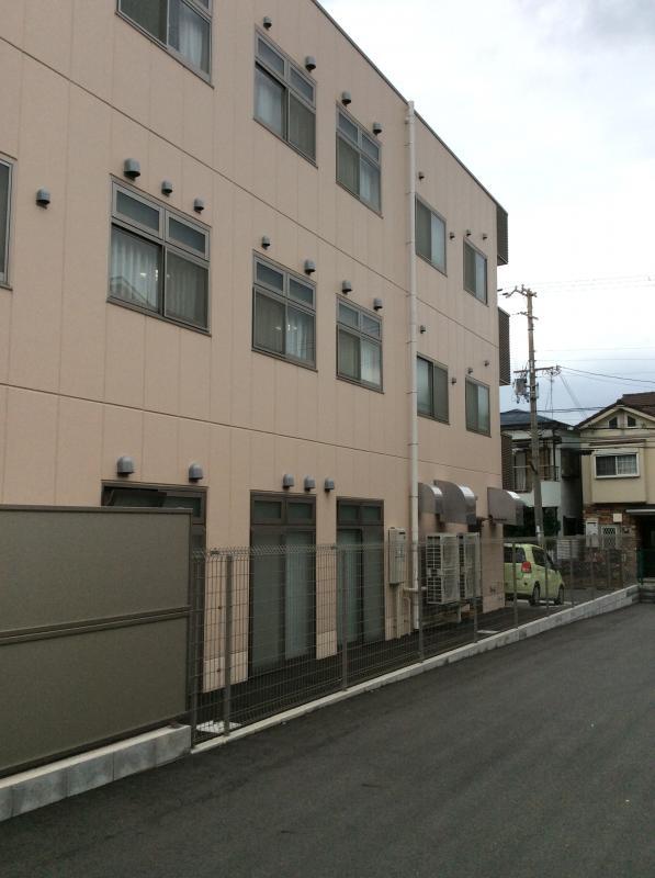 ナチュラル東大阪の外観