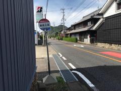 「蘇原大島」バス停留所