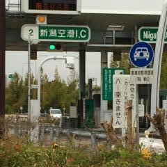 象潟ICを基点とした路線図【ホー...