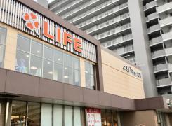 ライフ 堺駅前店_施設外観