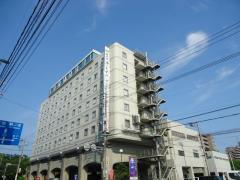 ホテルグランティア福山SPA RESORT