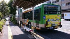 「都立産業技術高専品川キャンパス前」バス停留所