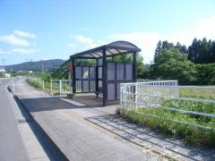 「大竹」バス停留所
