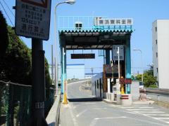 名島出入口(IC)を基点とした路...