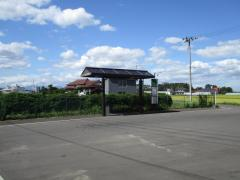 「四郎丸」バス停留所