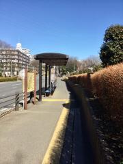 「ライフタウン中央」バス停留所