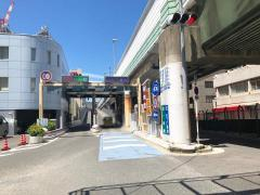 高津入口(IC)を基点とした路線...