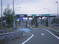 信濃町IC