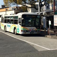 「阪急武庫之荘(南側)」バス停留所