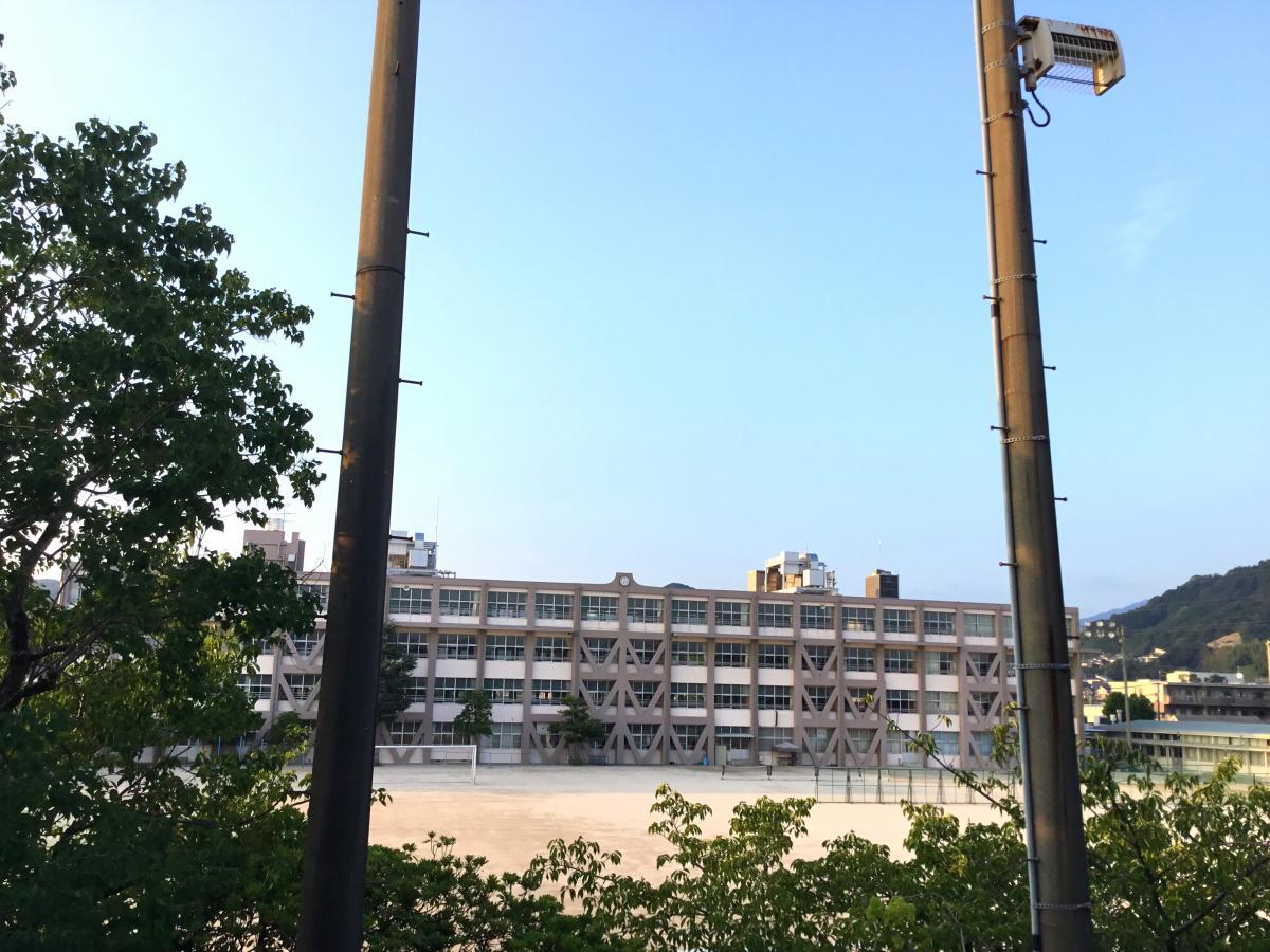 大野東中学校_施設外観