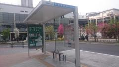 「秋葉原駅前」バス停留所
