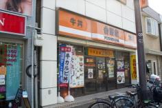 吉野家 2号線新尼崎店_施設外観