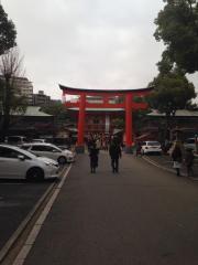 生田神社会館