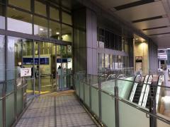 「三宮バスターミナル」バス停留所