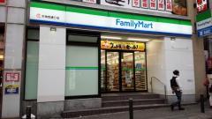 ファミリーマート 天神西通り店