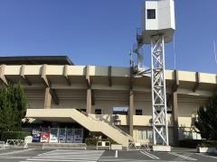 久留米総合スポーツセンター陸上競技場