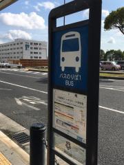 「久居駅東口」バス停留所