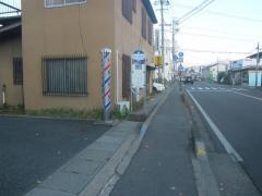 「裾花小学校前」バス停留所