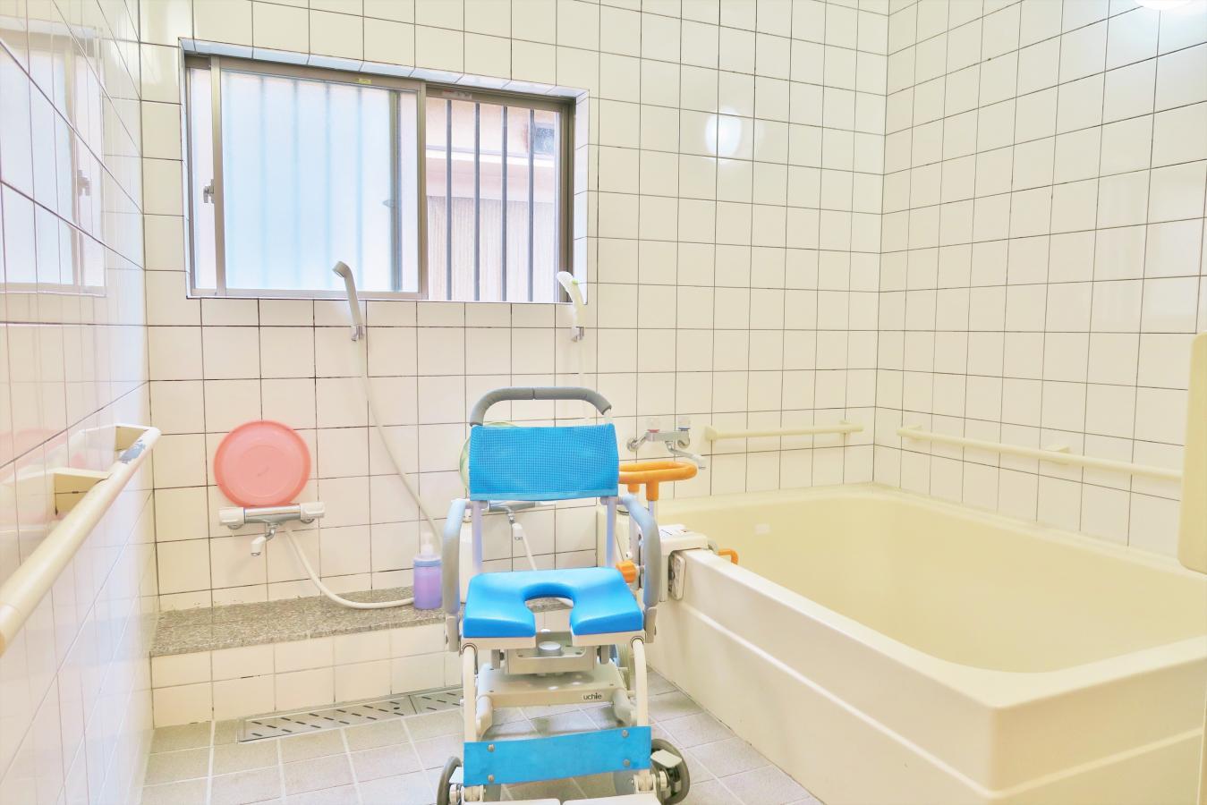 宅老所心ふぁみりー中島 浴室