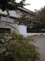 根木内中学校