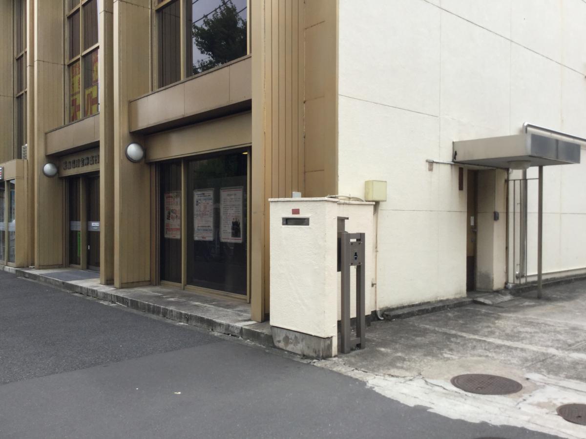 城南信用金庫高円寺支店_施設外観