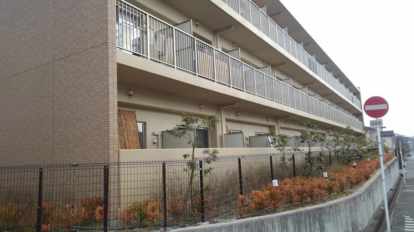 サービス付き高齢者向け住宅 フルール東山