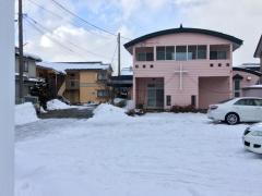 日本キリスト教会 秋田教会
