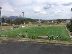 津山スポーツセンターサッカー場