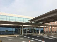 百里飛行場(茨城空港)