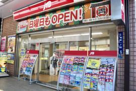JTB首都圏 浅草支店