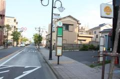 「西一之江三丁目」バス停留所