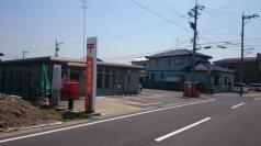 森田栗森郵便局