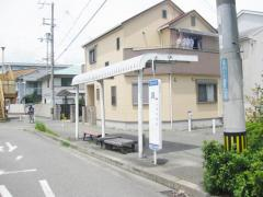 「浜」バス停留所