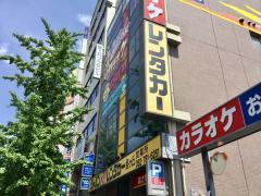 ジャパンレンタカー星ヶ丘店