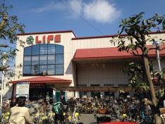 ライフ石神井公園店