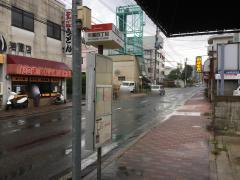「若園四丁目」バス停留所