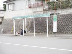 「明成高校前」バス停留所