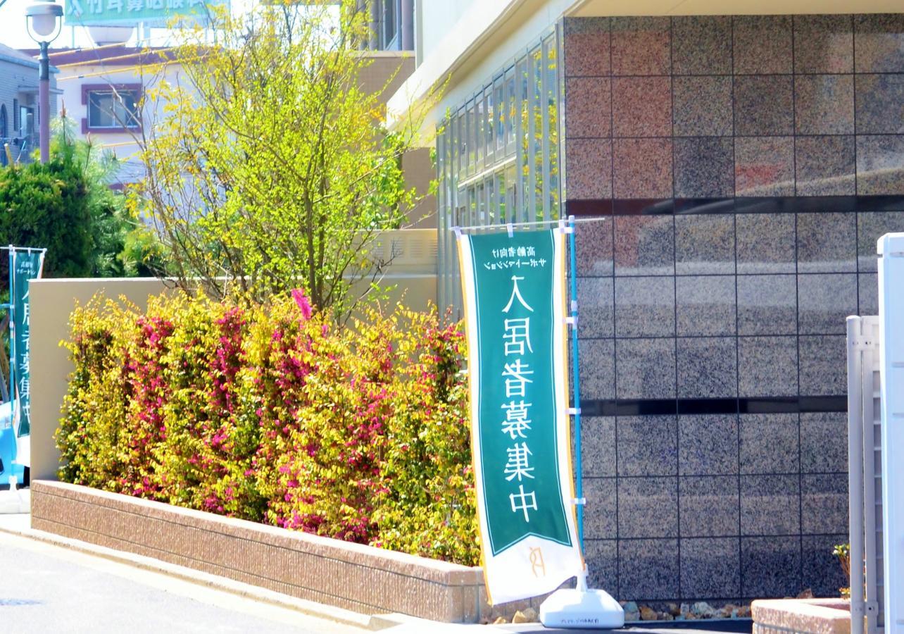 プレステージ刈谷駅前のガーデニング