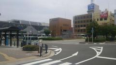 「泉佐野駅前」バス停留所
