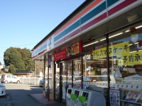 セブンイレブン 飯田上川路店_施設外観