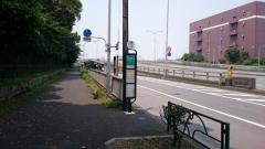 「大田市場北門」バス停留所