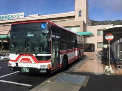 「長良医療センター」バス停留所