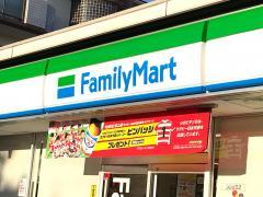 ファミリーマート 茨木玉櫛二丁目店_施設外観