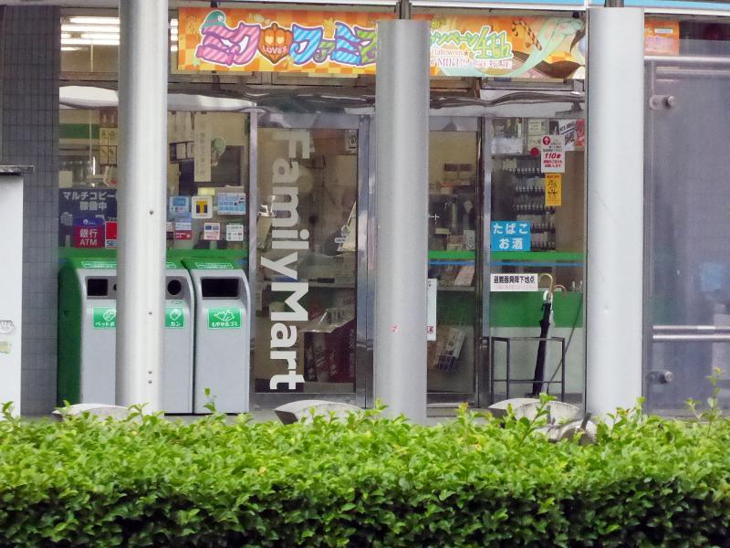 ファミリーマート 本町通り店_施設外観