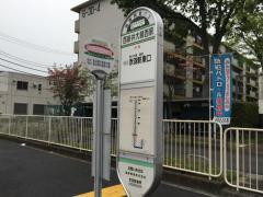 「西新井大師西駅」バス停留所